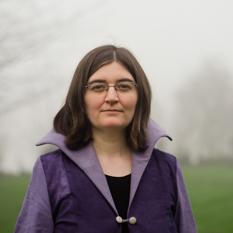 Speaker - Anna-Miriam Jussel