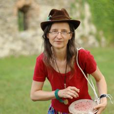 Speaker - Sabine Rohart