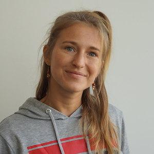 Speaker - Julia Rusin Team Jugend